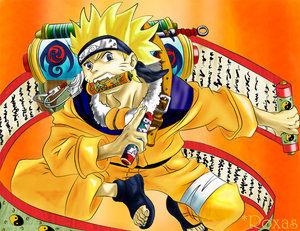 l---Nami---l 'The Noisy Ninja' by Team-7-FC