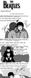 Beatles SLASH Meme by Chuuri