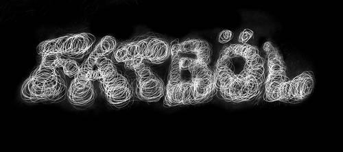 FATBOL Clothing Co. Logotype - Ethereal