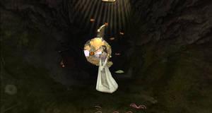 Alema Orchid as Princess Zelda