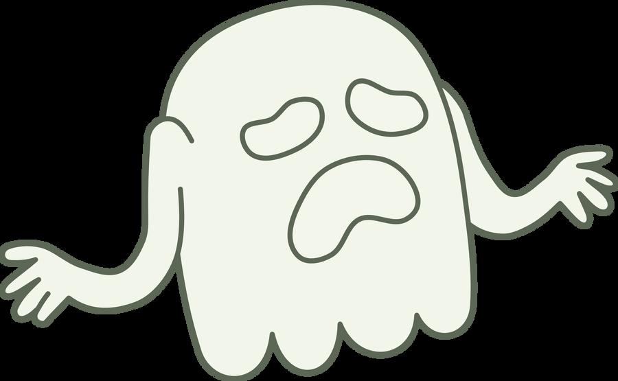 Todos se olvidaron de fantasmano by kol98