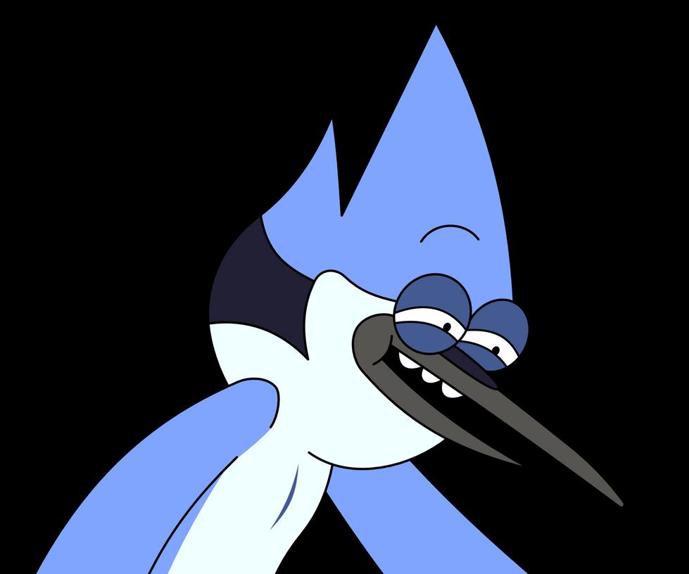 Mordecai r*pe face by kol98