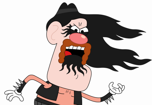 Trash Metal Uncle Grandpa