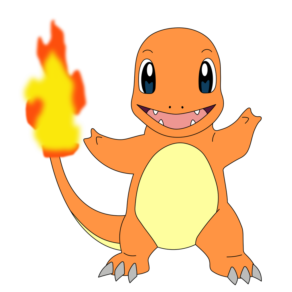 Pokemon Ausmalbilder Glutexo : Pokemon Coloring Pages Charmeleon 5rem