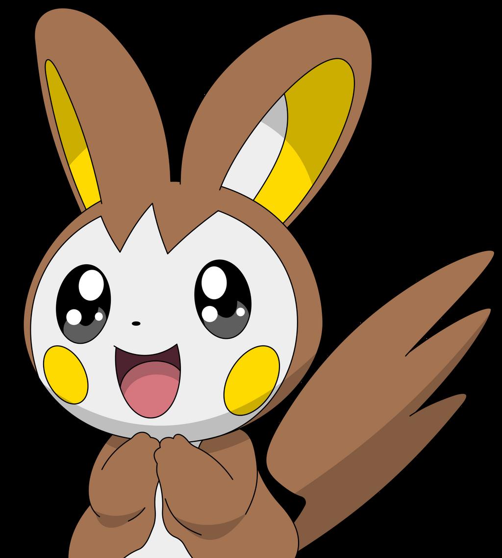 Pokemon Emolga