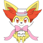 Fennekin pretty as fuck