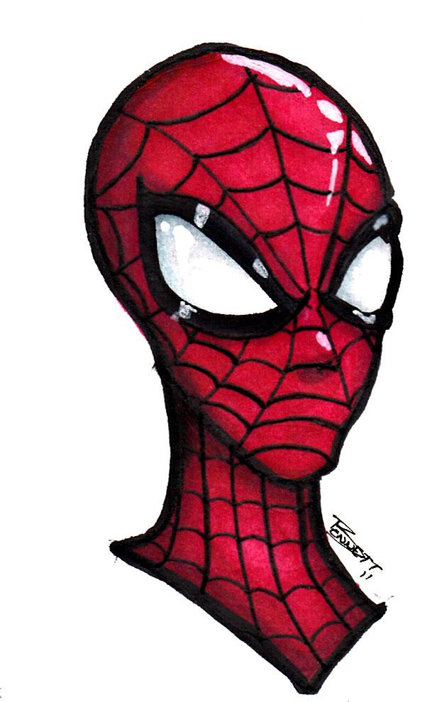 spider man profile picture