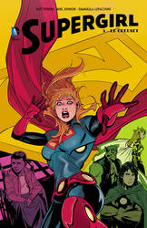 SUPERGIRL Tome 5 by DCTrad