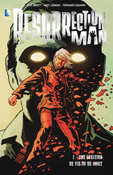 RESURRECTION MAN Tome 2 by DCTrad
