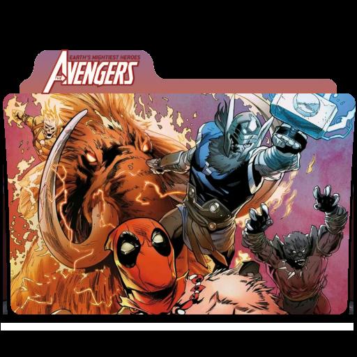 Avengers Fresh Start 1 by DCTrad