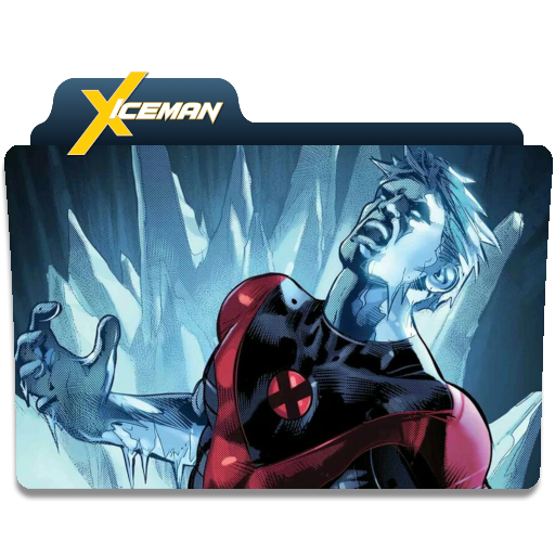 Iceman by DCTrad