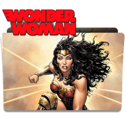 Wonder Woman (Rebirth) by DCTrad