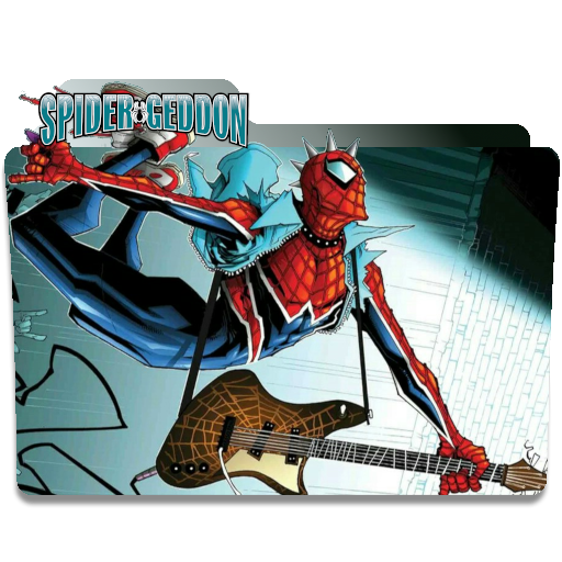 Spider-Geddon by DCTrad