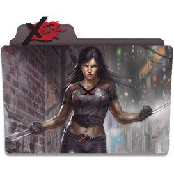 X-23 : two birthdays three funerals by DCTrad
