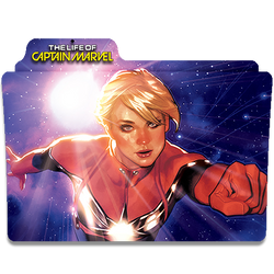 The Life of Captain Marvel by DCTrad