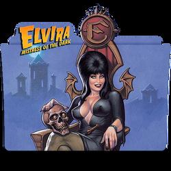 Elvira - Mistress of the Dark by DCTrad