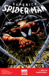 SUPERIOR SPIDER-MAN 1 by DCTrad