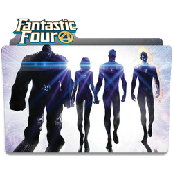 Fantastic Four 1 by DCTrad