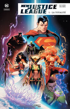 NEW JUSTICE LEAGUE 1