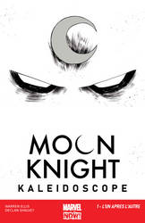 MOON KNIGHT Kaleidoscope 1 by DCTrad