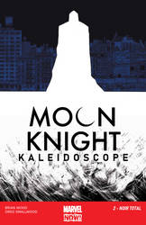 MOON KNIGHT Kaleidoscope 2 by DCTrad