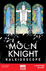 MOON KNIGHT Kaleidoscope 3 by DCTrad