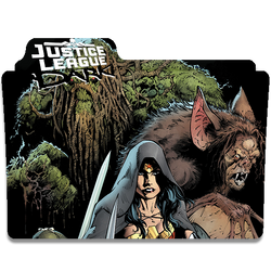 Justice League Dark by DCTrad