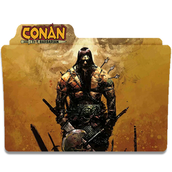 Conan the Barbarian V3 by DCTrad