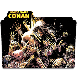 Savage Sword of Conan by DCTrad