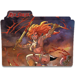 Red Sonja V5 by DCTrad