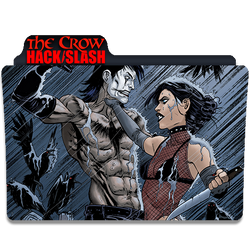 The Crow Hack Slash by DCTrad