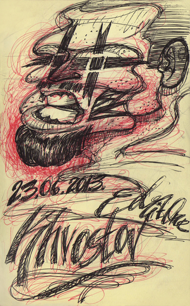 HEADACHE by Zele-Rebus