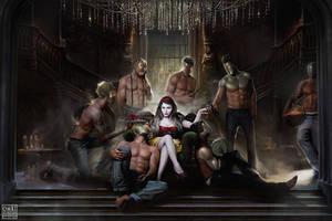 Snow White Queen by OmriKoresh