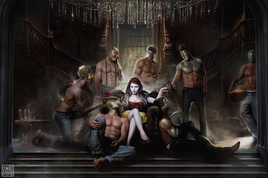 Snow White Queen