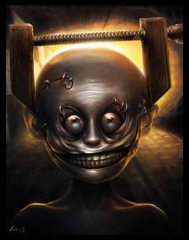 Insane Child by OmriKoresh