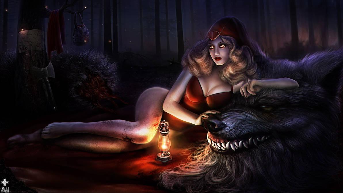 RED by OmriKoresh
