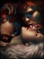 Vampire Touch by OmriKoresh