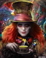 Hatter by OmriKoresh