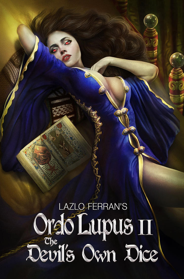 Ordo Lupus II: The Devil's Own Dice by OmriKoresh