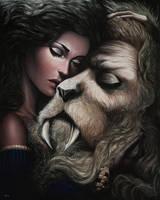 Beauty and the beast by OmriKoresh