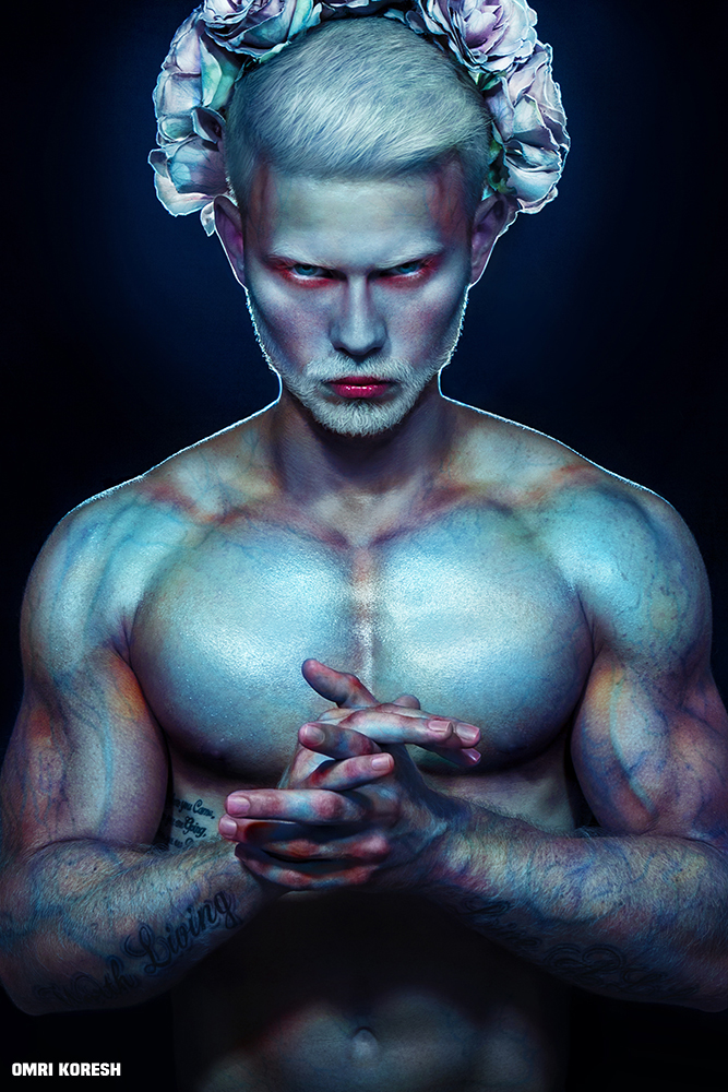 I'm Not A Doll: Ivan Bobrikov by OmriKoresh