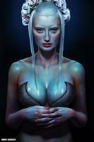 I'm Not A Doll: Shelly Skullington by OmriKoresh