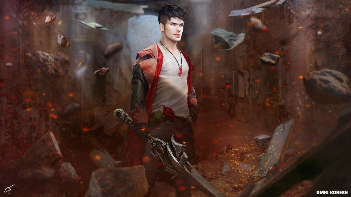 Dante, DMC 5 by OmriKoresh