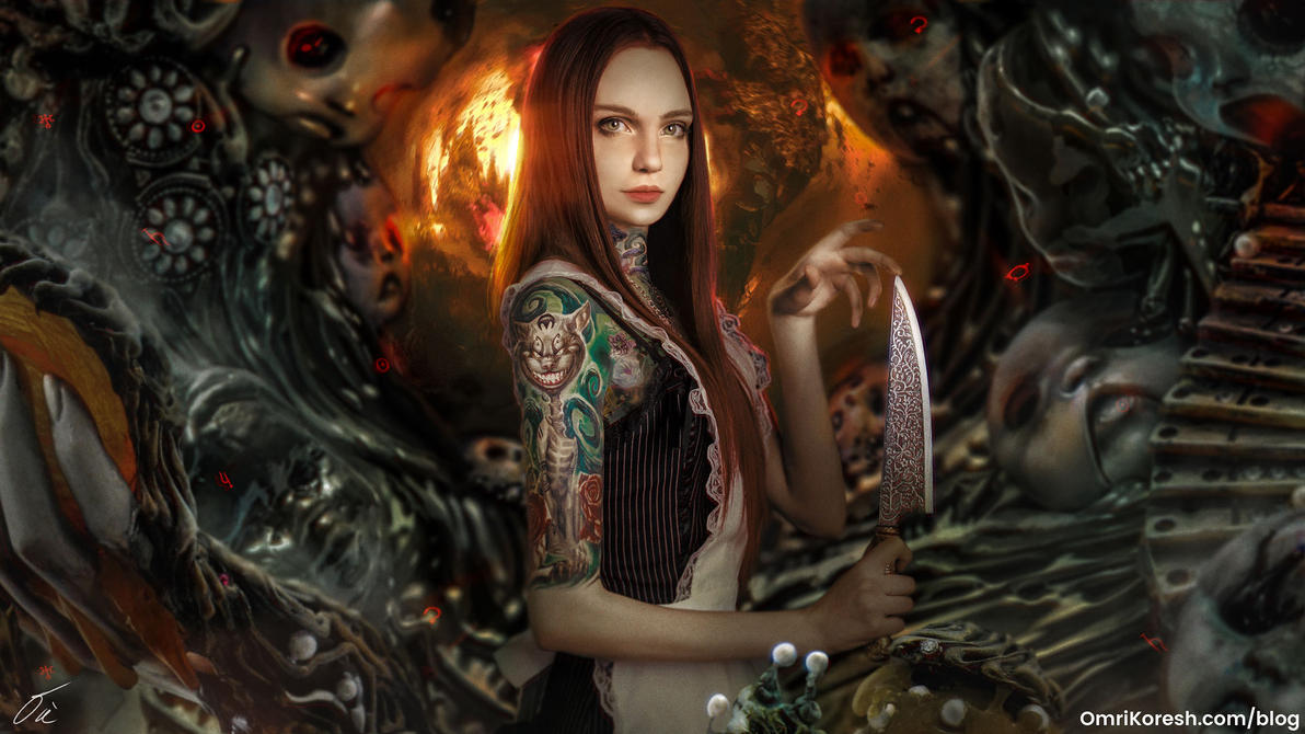 Alice 2017 by OmriKoresh
