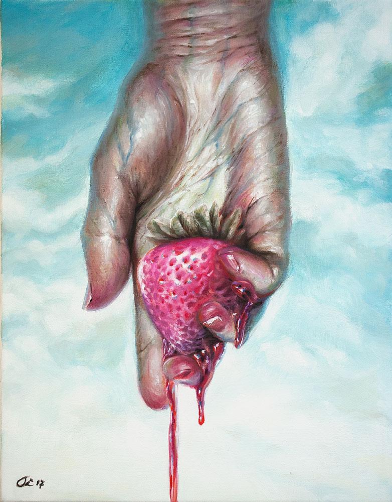 The Handberry by OmriKoresh