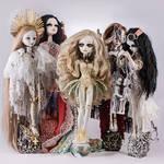 My dolls!