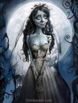 Corpse Bride by OmriKoresh