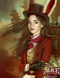 Alice: Asylum, Mackenzie Foy by OmriKoresh