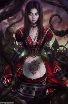 Alice Asylum: AngelaBaby as Alice