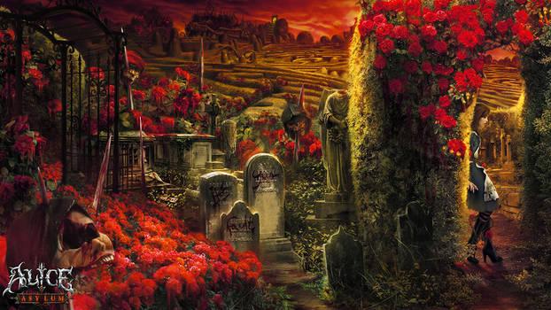 Alice Asylum: All Paths Lead To Death